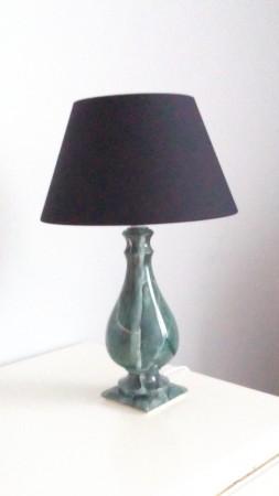 Lampada verde